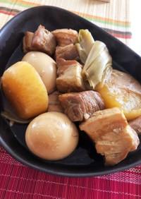 インスタントポットで簡単☆豚の角煮