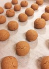 材料4つ!簡単ココアスノーボールクッキー