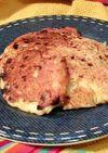 ズッキーニで★アメリカのおかずパンケーキ