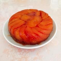 *タルトタタン風ケーキ