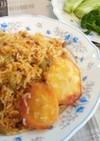 イラン料理 ルビヤポロ(いんげん豆ご飯)