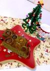 大豆粉とグリーンティーのヘルシーケーキ