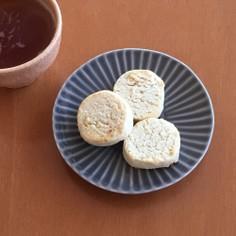 米粉とおからパウダーのクッキー