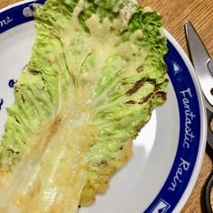 簡単でおいしい!白菜のチヂミ