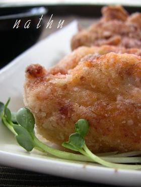 鶏むね肉のオーロラ揚げ