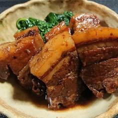 驚愕レシピNO.23 東坡肉(角煮)