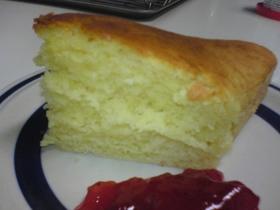 簡単パンケーキ