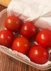 新鮮長持ち♡ミニトマトの長期保存