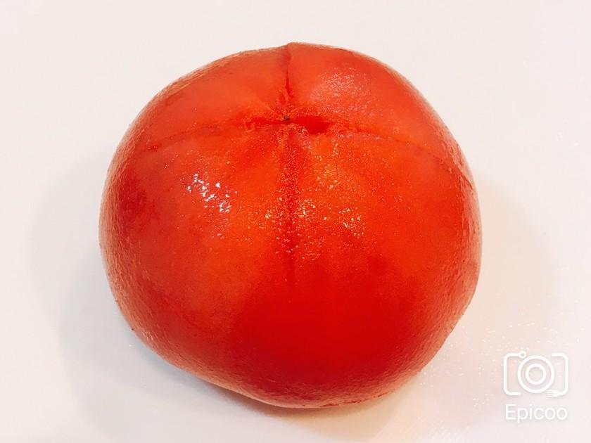 初心者さんも簡単!トマトの湯むき方法