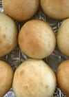 糖質制限 大豆粉の丸パン