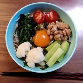【糖質ゼロ麺】野菜たっぷりダイエット