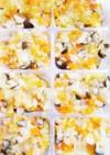 離乳食完了期 八宝菜の素 野菜ストック