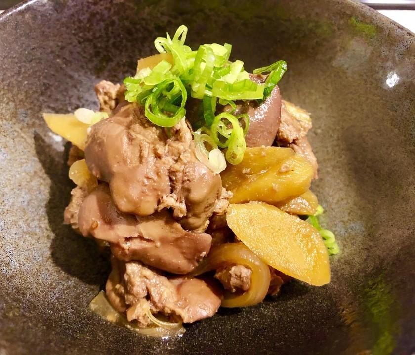 ☆簡単で栄養満点☆鶏レバー煮☆