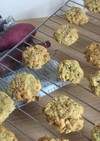 栄養満点サツマイモクッキー