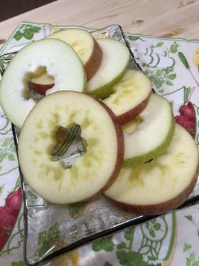 輪切り ~りんご~