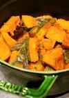 パスカルのかぼちゃの煮つけ