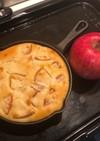 もっちり!簡単りんごのケーキ