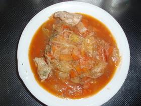 トマケチャスープ