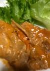 豚肉の☆オーロラソース★