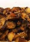 なすの味噌炒め  作り置き お弁当