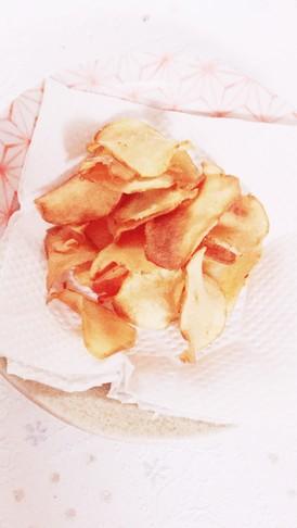 かんたんすぎる!菊芋チップス