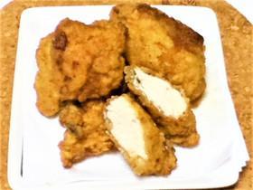 鶏ムネ肉使用 フライドチキン
