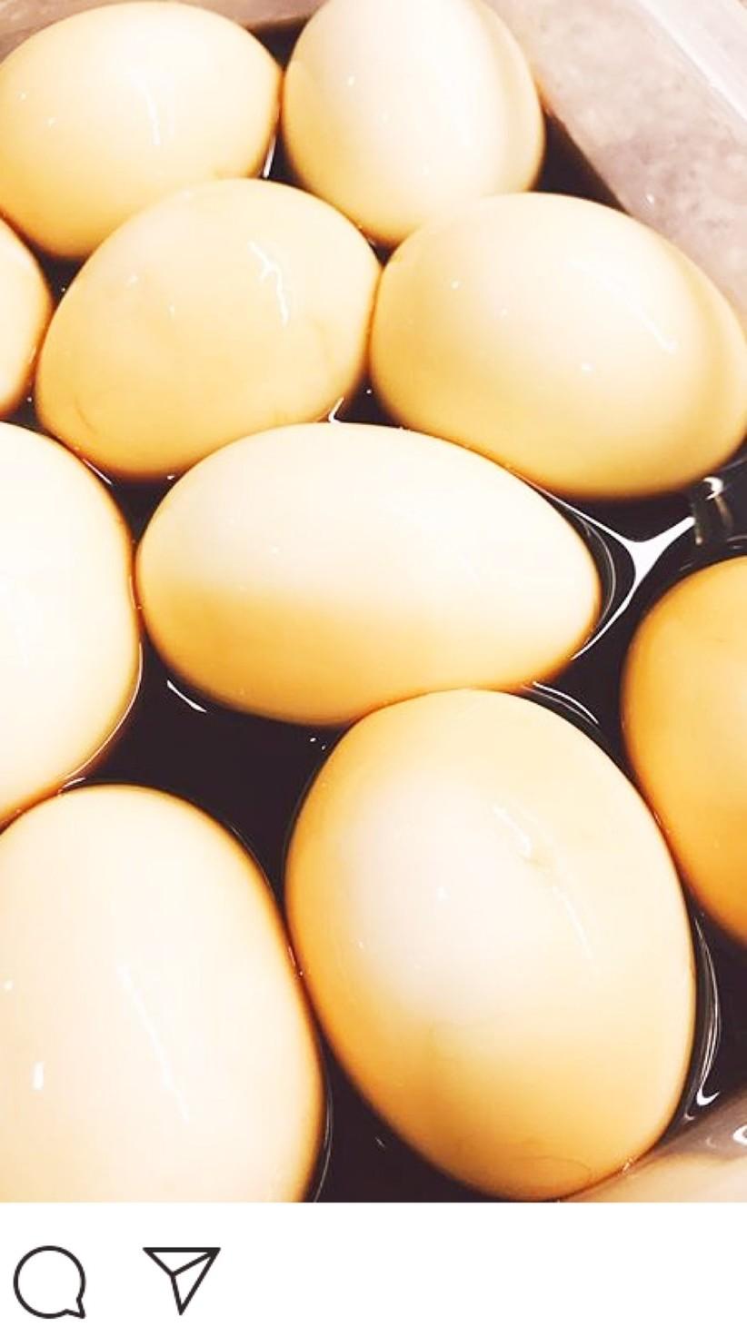 死ぬほど簡単!味付け卵!