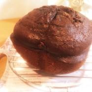 ホームベーカリーで絶妙おからケーキ