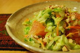 ベトナム風キャベツのサラダ
