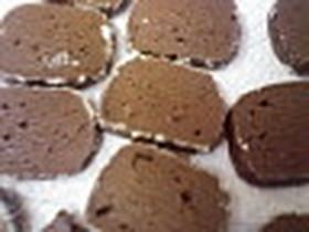 ノンバターノンエッグ☆チョコクッキー