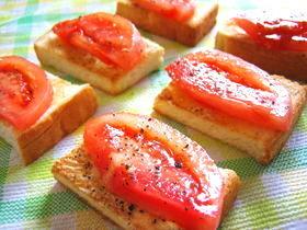 トマト☆トースト