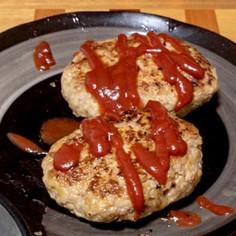ハンバーグ(hamburg steak)
