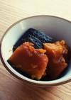 《圧力鍋》かぼちゃの煮物