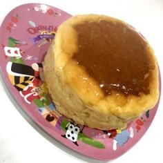 シュワフワ&ふわトロ♪スフレチーズケーキ