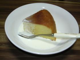 HMと炊飯器で!濃厚チーズケーキ