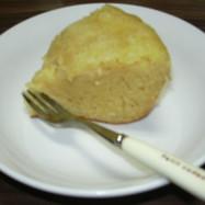 HMと炊飯器で!りんごとシナモンのケーキ