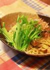 【鍋のシメレシピ】豆乳鍋カルボナーラ