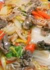 白菜と牛肉の中華風炒め♡簡単!美味しい!