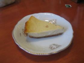 ☆簡単☆メープルチーズケーキ
