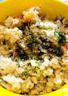 簡単☆炊飯器で洋風炊き込みご飯