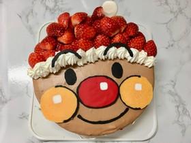 アンパンマン サンタ クリスマス ケーキ
