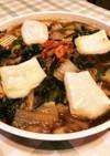 コストコのプルコギですき焼き風鍋