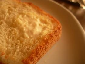 バニラトースト