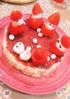 クリスマスに!アイスケーキ