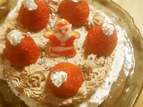 アイシングクッキー:サンタクロース