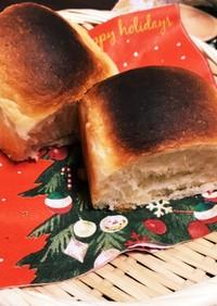手ごねでパン・ド・ミ(ミニ食パン)