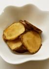 キクイモの醤油漬け(浅漬け)