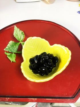おせち料理    黒豆