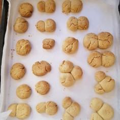 ママおやつ★ミルククッキー