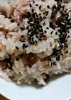 切り餅と赤飯の素と炊飯器で超簡単赤飯